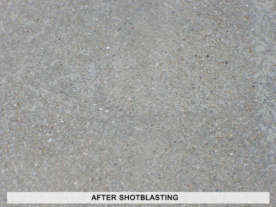 Captive Shot Blasting Floor Preparation Services Hi Tech