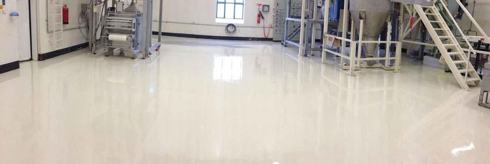 Industrial Epoxy  PU Flooring